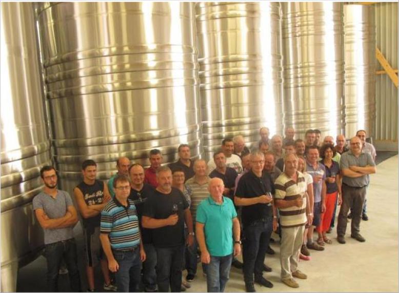New vinification site in Haut Poitou