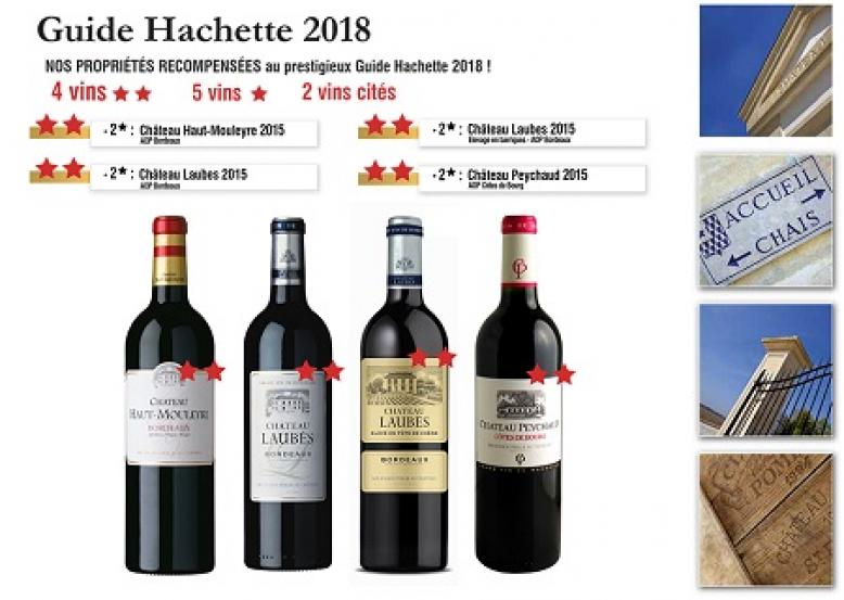Awards Guide Hachette 2018