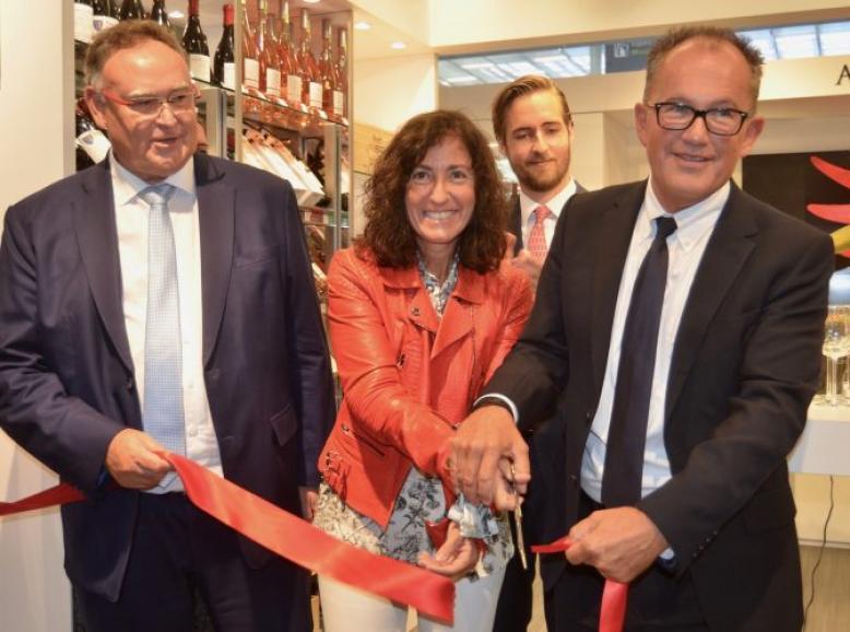 Art and Wine Les Grands Chais de France à Roissy Charles de Gaulle