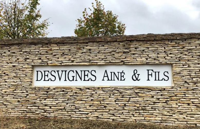 Purchase of Maison Desvignes Ainé et Fils