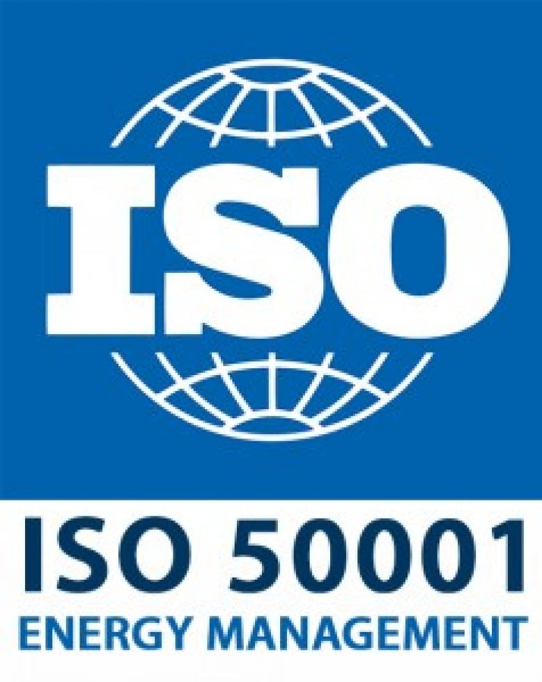 GCF Groupe certified ISO 50001