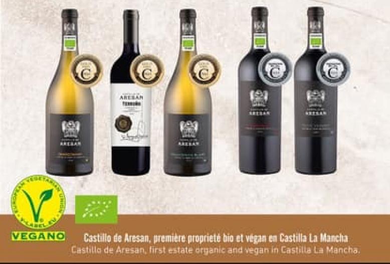 Castillo de Aresan  Awards